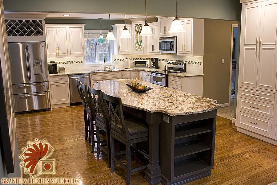 Bianco Kitchen : Bianco Antico - Granite & Kitchen Studio