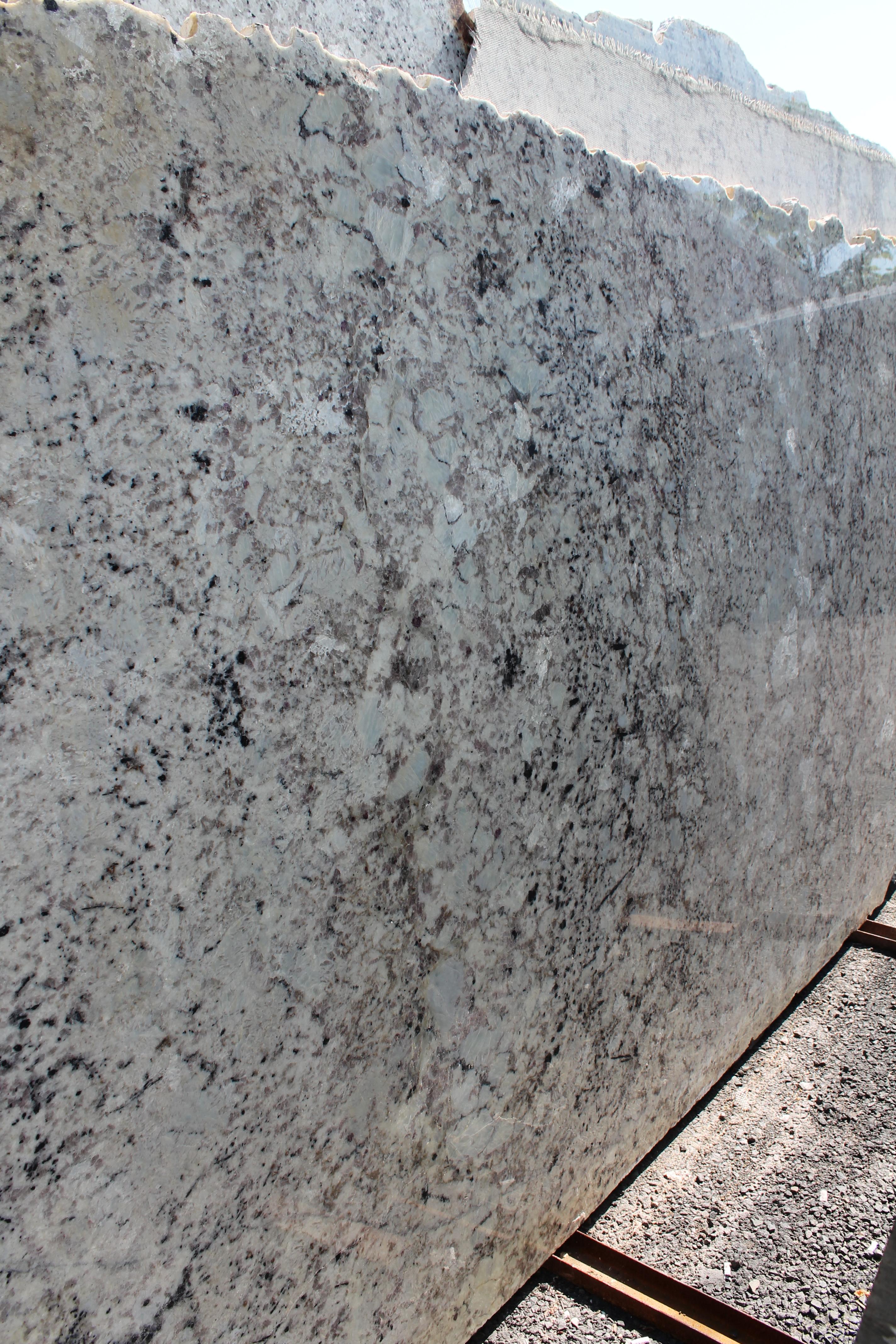 white galaxy level d granite kitchen studio