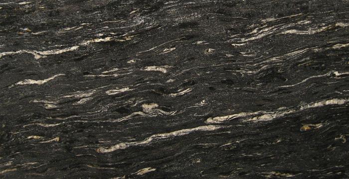 Cosmic Black Granite Kitchen Pictures