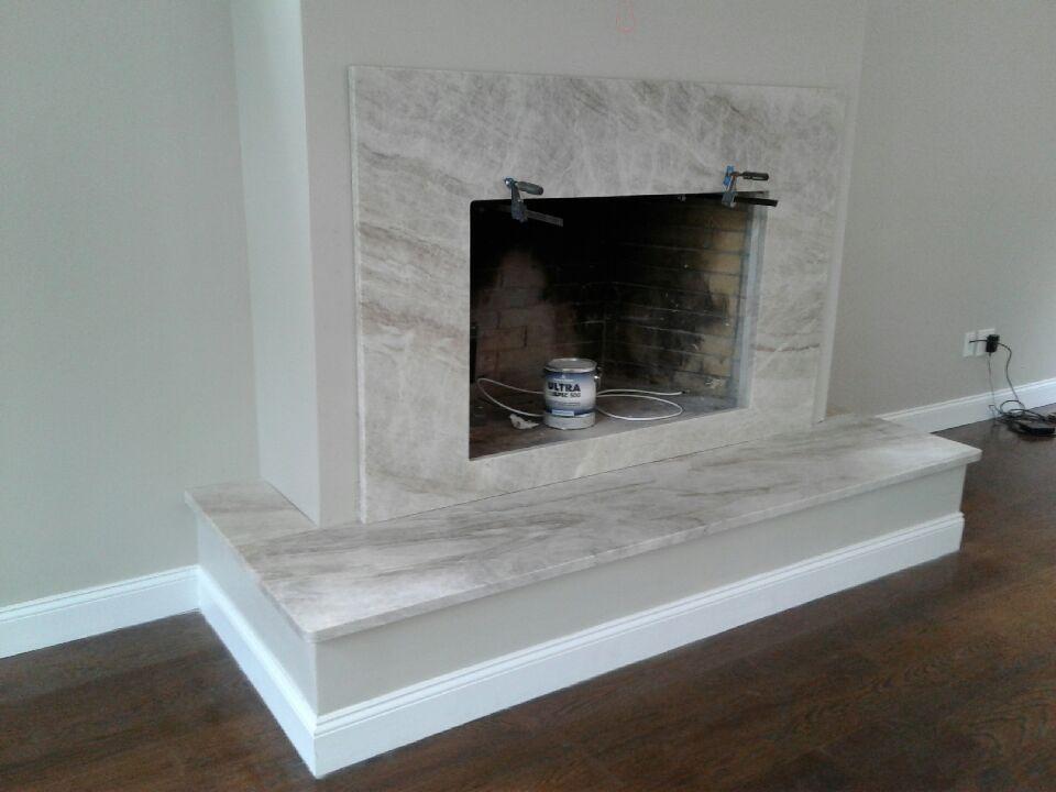 Taj Mahal Fireplace Granite Amp Kitchen Studio