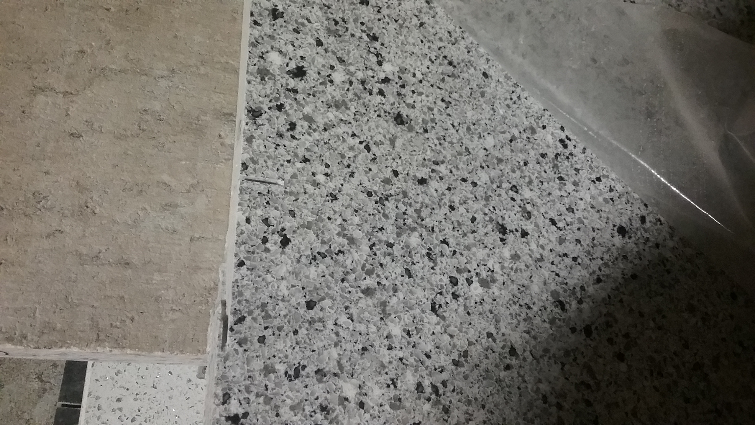 Pearl Gray Quartz By Msi 42x36 431 Granite Amp Kitchen Studio