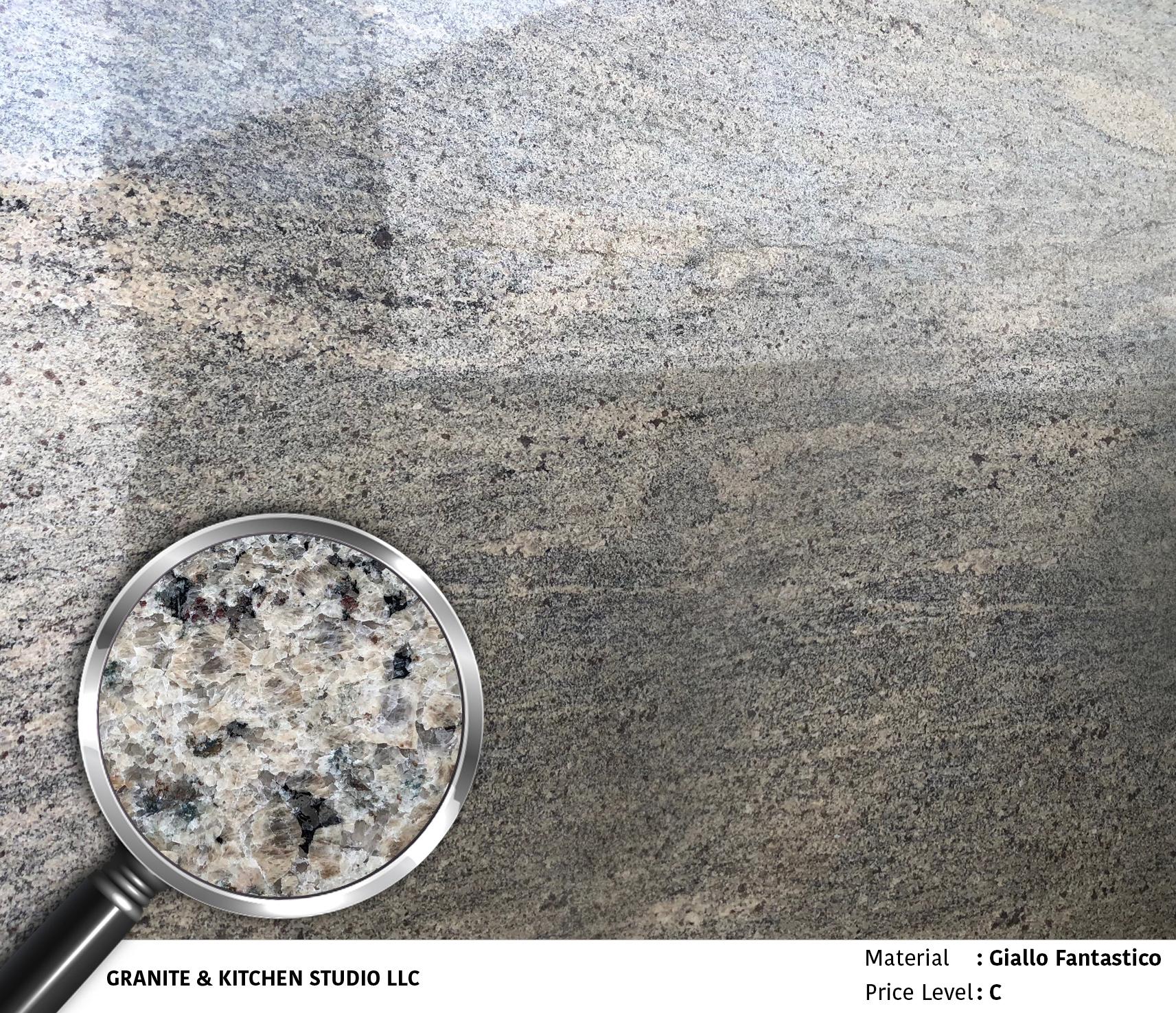 Giallo Fantastico Level C Granite Amp Kitchen Studio